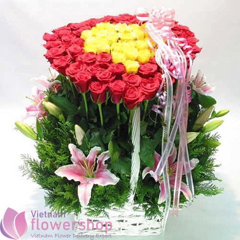 Vietnam vip flower shop online