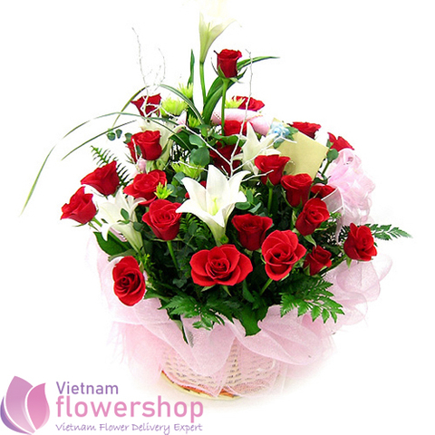 Best flowers for birthday in Vietnam