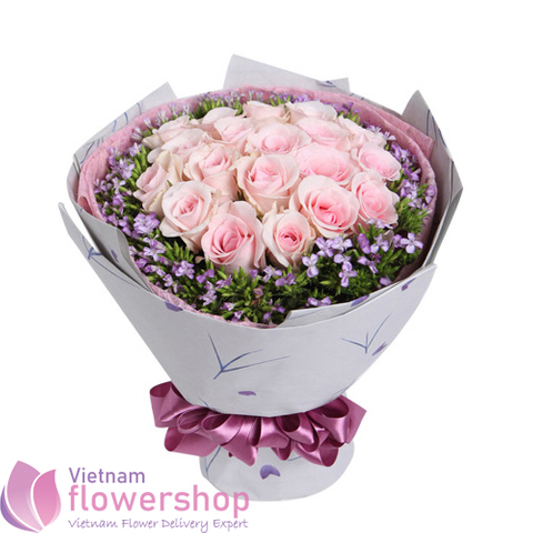 Send flowers birthday to Vietnam