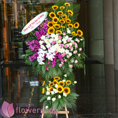 Same day delivery grand congratulations flowers