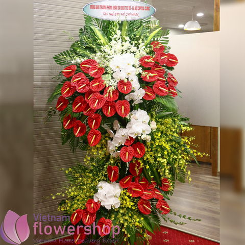 Congratulation flowers free delivery