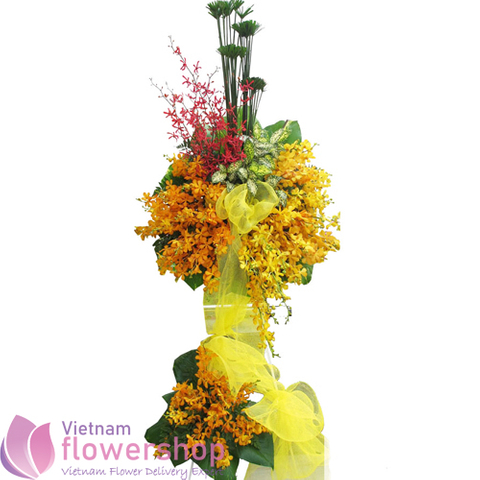 Congratulation flowers same day delivery