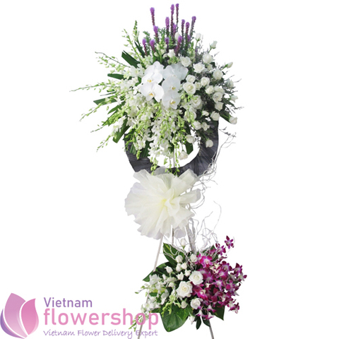 Order sympathy and funeral flowers online