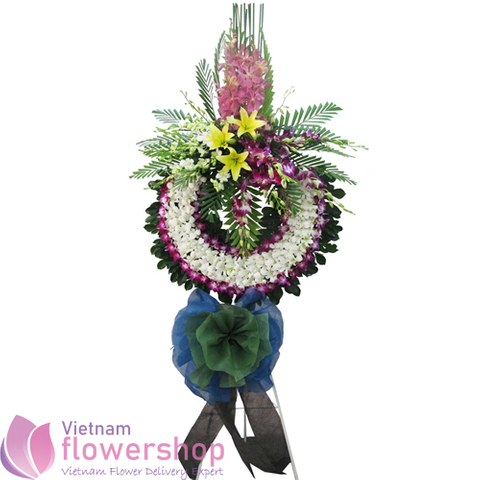 Vietnam sympathy flowers delivery