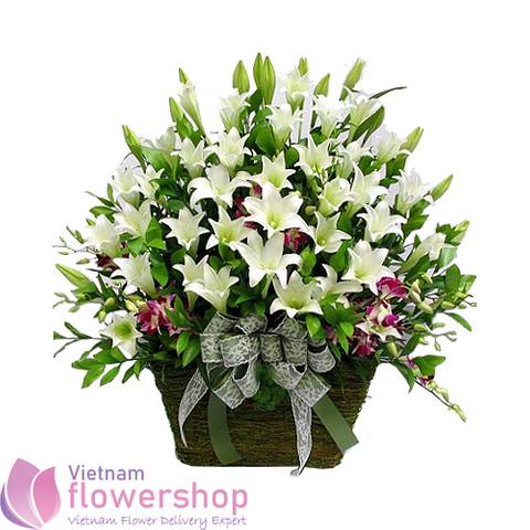 Vietnam flower delivery services
