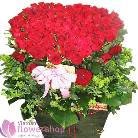 Vietnam flower shop free delivery