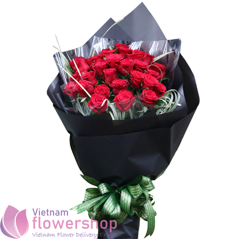 Send love flowers to Hochiminh