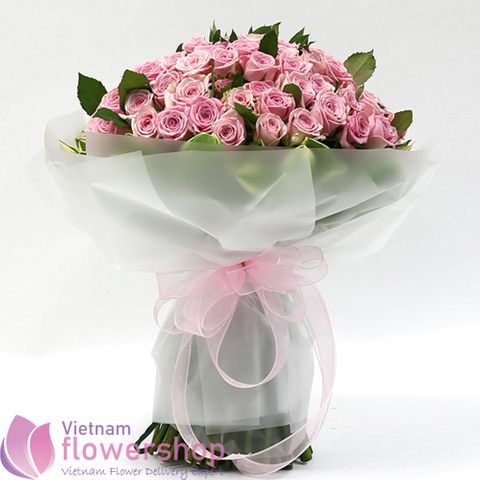 Love flowers delivery in Hanoi Vietnam