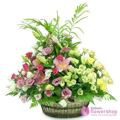 Flowers to mother free shipping