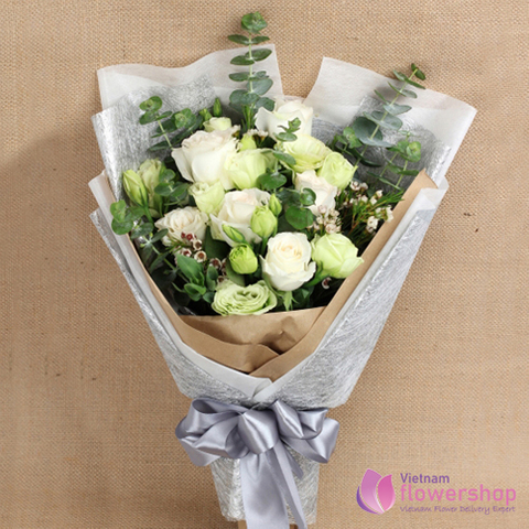 Hanoi flower delivery sameday