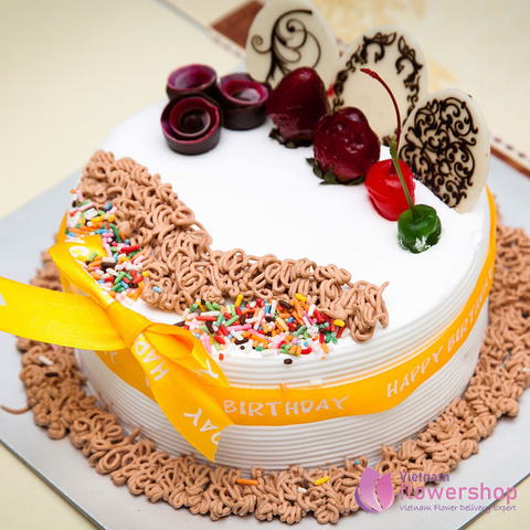 Send birthday cake to Hanoi Vietnam