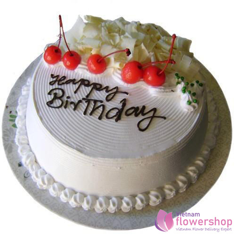 Birthday cake online Haiduong city
