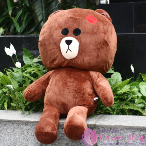 Teddy bear in Vietnam free shipping
