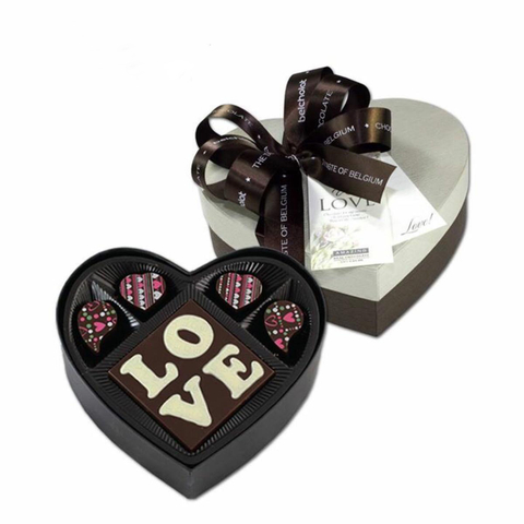 Heart Chocolate Vietnam Flower Shop Online