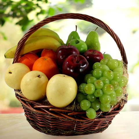 Delivery Fruit Basket Hanoi City