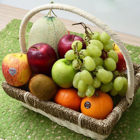 Fresh Fruit Basket in HaiPhong City
