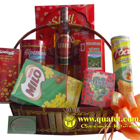 Hamper in Vietnam free delivery