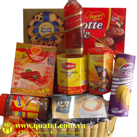 Hamper Vietnam New year