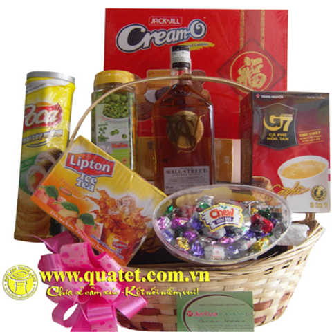 Delivery Hamper to Saigon