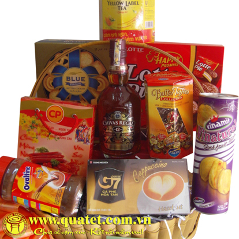 Hamper Luxurious In Vietnam