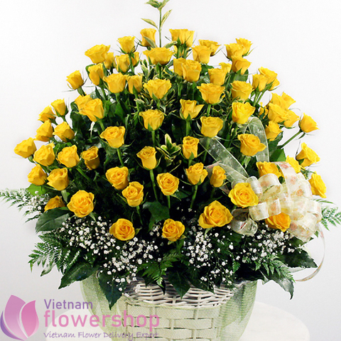 Vietnam flower shop online delivery