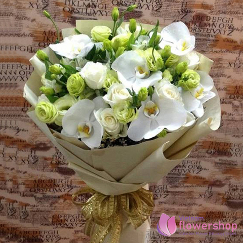 Birthday flowers delivery Haiphong Vietnam