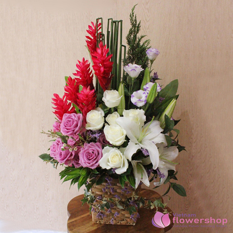 Best flowers send to mother