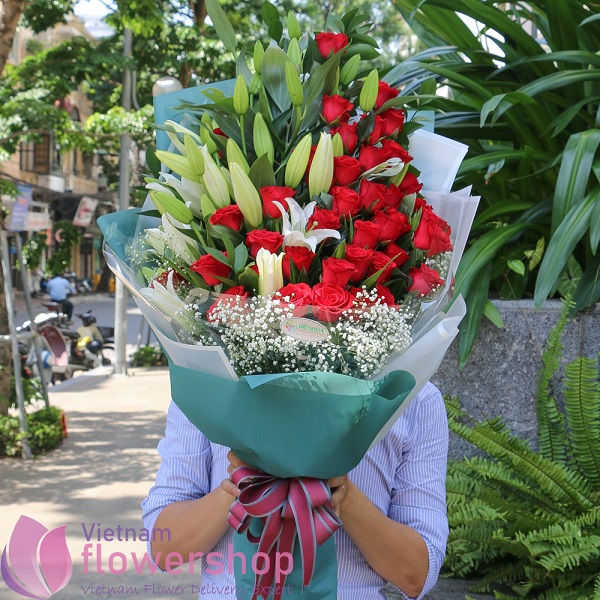 Vietnam flower delivery same day